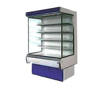 Продажа в Самаре горки пристенные холодильные ARNEG MONACO-3S.ФОТО