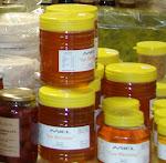 Miel de Pradera Multiflora, Miel de palo  y Miel de Monte