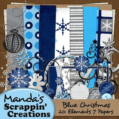 http://scrappingwords.blogspot.com/2009/11/blue-christmas-elements_30.html