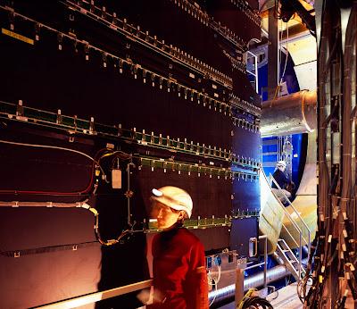 Antonio Saba. CERN