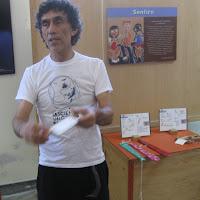 Papetti Alghero laboratorio creativo scienza arte