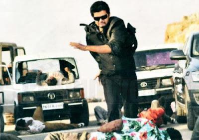 Vijay in Sura Still