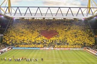 Volvió la liga con más ambiente: la Bundesliga