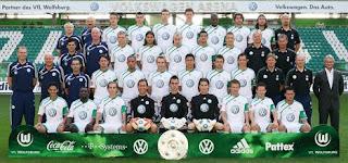 El Wolfsburgo, un campeón herido