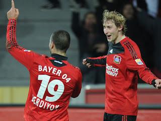 La Bundesliga ya es cosa de tres