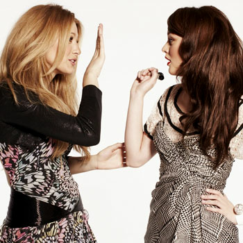 Leighton Meester or Blake Lively? - Sunday, March 29, 2009