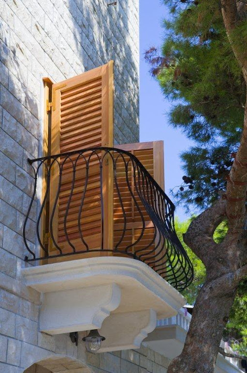Hand Crafted Juliet Balcony
