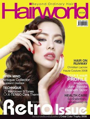 hairstyles magazine 2009. hairstyle magazine