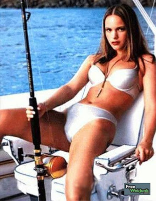 Sexy fishing photos