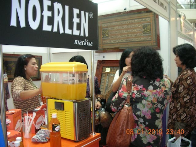 UMK Expo 2010 promoted by Dinas Koperasi SUMUT
