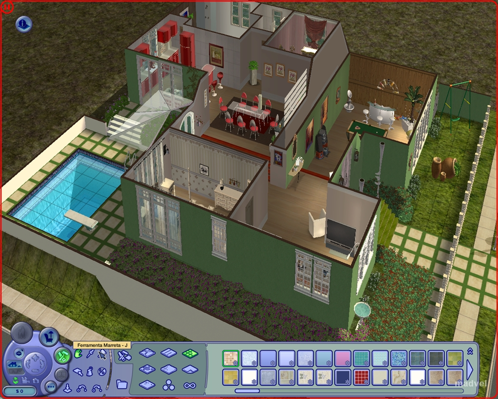 Green house (antes e depois) ScreenShot014