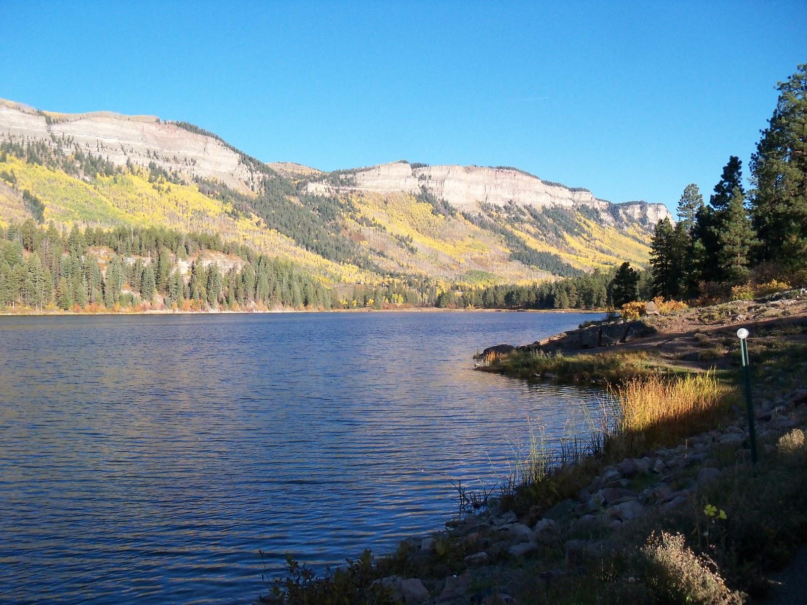 Trail and park reviews haviland lake campground durango for Noleggio di durango cabinado colorado
