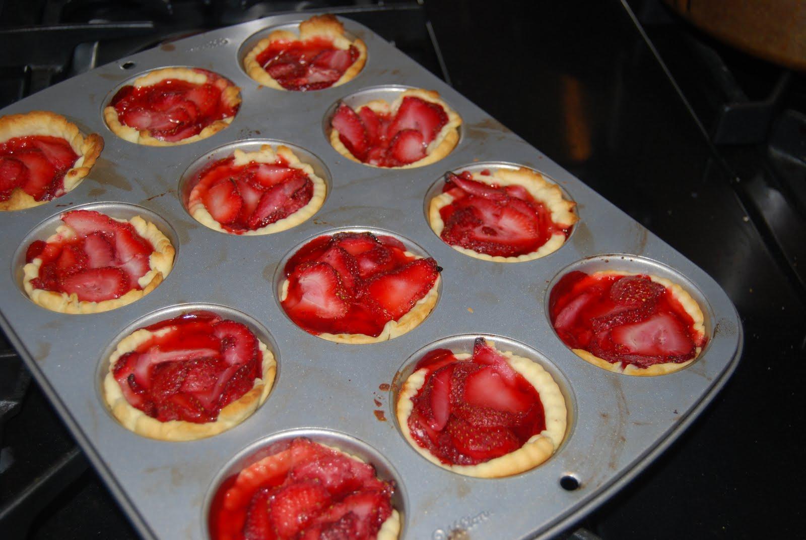 Pate Brisee For Strawberry Hand Pies Recipe — Dishmaps