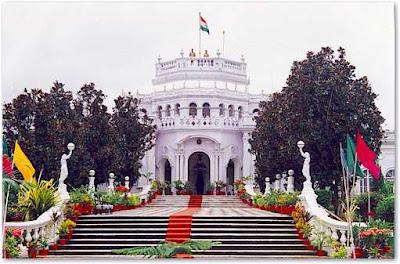 त्रिपुरा के राज्यपाल का राजभवन