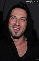 Tarkan at New York Fashion Week