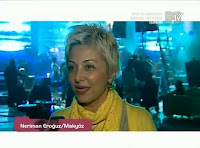 Tarkan's make-up artist on MTV's Making the Video