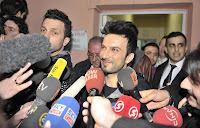 Tarkan released from court same day