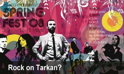 Should Tarkan do rock?