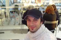 Tarkan at JFK Airport, NY, 2005 by Bulent Korkmaz