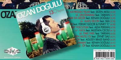 Music producer Ozan Dogulu's album 130bpm
