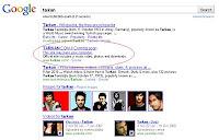 Google marks Tarkan.com as malicious