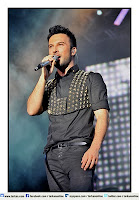 Tarkan at the Harbiye, 1 August 2010
