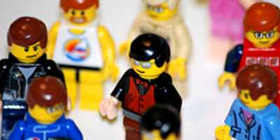 Lego Minimen