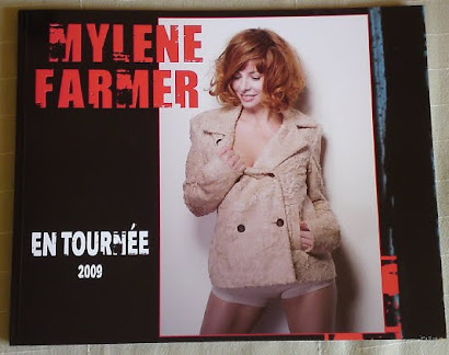 MYLENE  FARMER  TOUR  2009