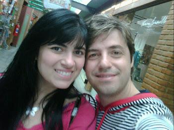 Em ITAIPAVA comemorando os 14 Anos de casamento....