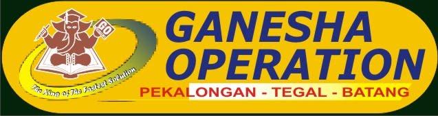 GANESHA OPERATION PEKALONGAN TEGAL BATANG  BREBES