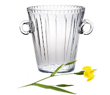 Best Gift Idea: European handcut crystal champagne bucket