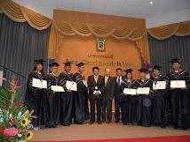 Nuevos doctores en Educación y Economía