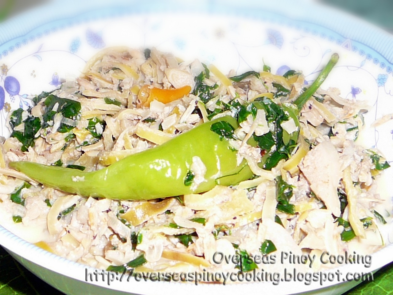 Read more at Overseas Pinoy Cooking