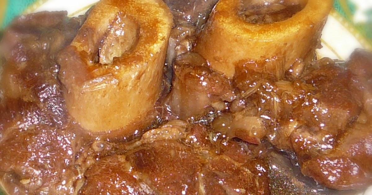 how to cook pork bulalo