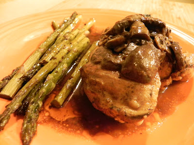 Delightfully Dowling: braised balsamic chicken with white wine ...