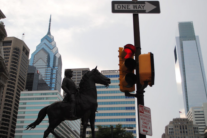 a ciascuno il proprio monumento, philadelphia, pennsylvania