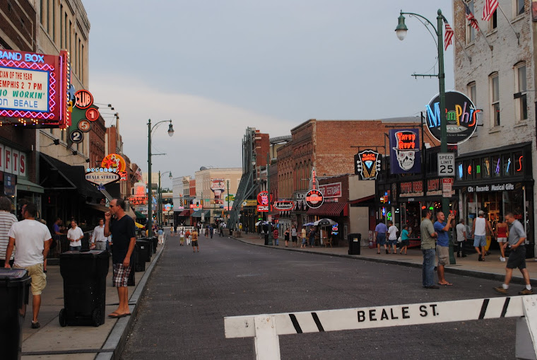 BEALE  STREET A MEMPHIS