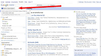 Use Google Reader to subscribe to sillyDaddy