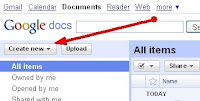 Use Google Docs to organize family projects, lists