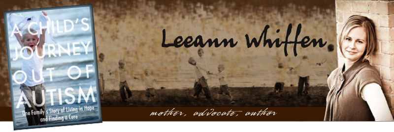 Leeann Whiffen