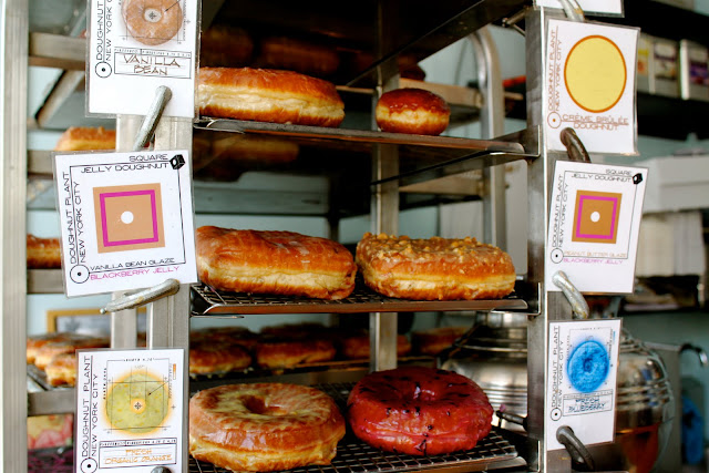 The Doughnut Plant