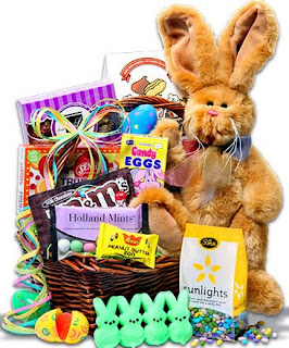 gourmet gift baskets,Easter candy gift baskets,online gift baskets