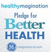 GE healthymagination pledge for better health