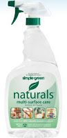 simple green naturals giveaway