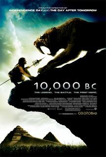 10,000 B.C. dirigida por Roland Emmerich