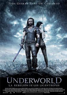 Underworld: La rebelión de los licántropos dirigida por Patrick Tatopoulos