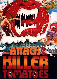 El ataque de los tomates asesinos dirigida por John De Bello