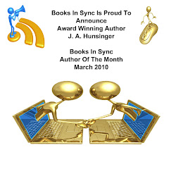 Books in Sync Author of the Month