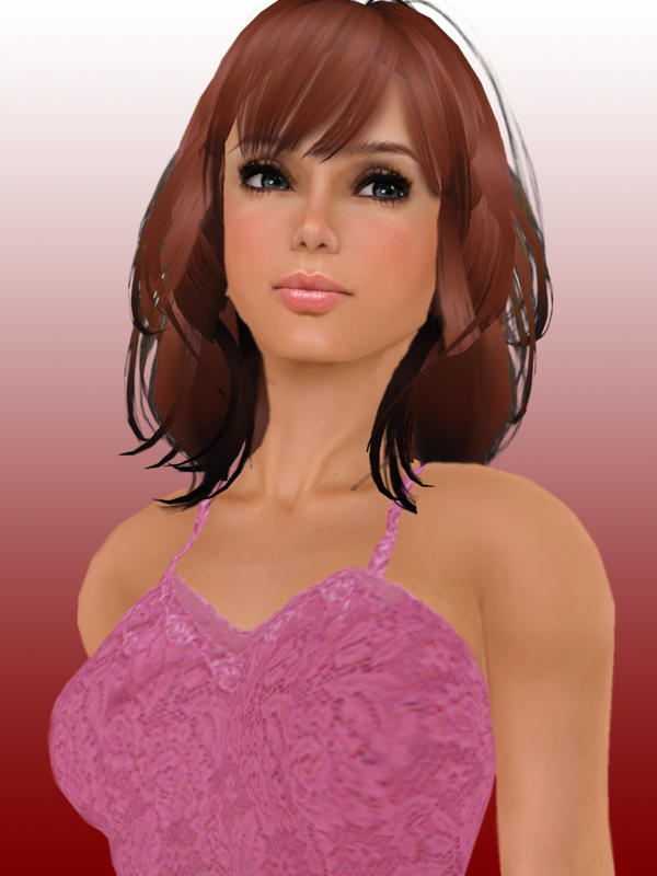 second+shapes+petite+tyler+blog+1+copy+2010 Reviews: heavy bangs and docile side bangs haircut make face more petite ...