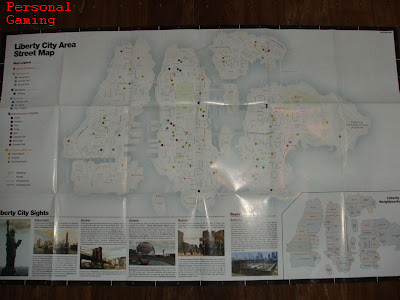 Leaked Liberty City Map.